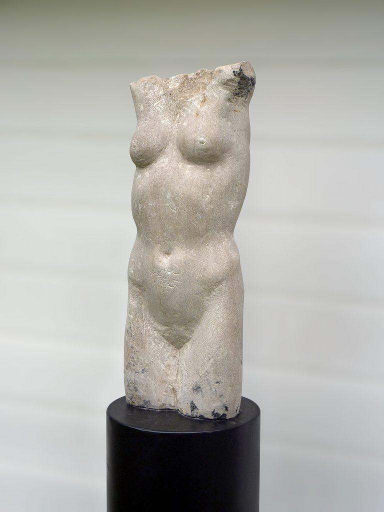 Robert Stieve: »Kleiner weiblicher Torso« (2014)