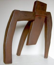 »Aufgestützt (2008)« Klaus Reincke