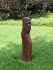 »Tanzende II«  Eisenguss | 118 x 33 x 19 cm