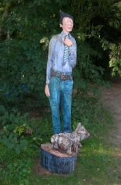 Oleg und Flog   Eiche | 175 cm