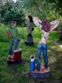 Amrei, Hemma und Liliane   Eiche | 130–175 cm
